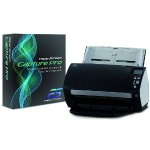 fi-7160 Deluxe Bundle - Document scanner - Duplex - 8.5 in x 14 in - 600 dpi x 600 dpi - up to 60 ppm (mono) / up to 60 ppm (color) - ADF (80 sheets) - up to 4000 scans per day - USB 3.0