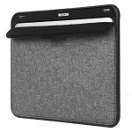 "ICON Sleeve with TENSAERLITE for 11"" MacBook Air - Heather Gray/Black"