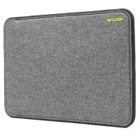"Incase ICON Sleeve with TENSAERLITE for 15"" MacBook Pro Retina - Heather Gray/Black CL60648"
