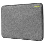 "ICON Sleeve with TENSAERLITE for 15"" MacBook Pro Retina - Heather Gray/Black"