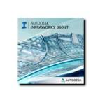 Infraworks 360 LT - Quarterly Desktop Subscription (renewal) + Advanced Support - 1 seat - commercial - VCP, SLM - Win