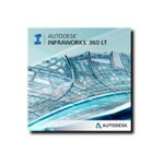 Infraworks 360 LT 2016 - Annual Desktop Subscription + Advanced Support - 1 seat - commercial - ELD - VCP, SLM - Win