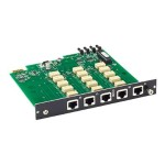 Pro Switching System Multi Switch Card, CAT5e, 4-to-1 - Expansion module