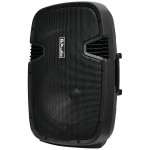1000-Watt Portable Bluetooth PA Loudspeaker Molded Cabinet Speaker System