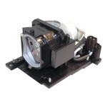 Premium Power Products DT01022-OEM Philips Bulb - Projector lamp (equivalent to: Hitachi DT01022) - 210 Watt - 2750 hour(s) - for Hitachi ED-X24Z; CP-RX78, RX80