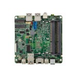 Next Unit of Computing Board NUC5i3MYBE - Motherboard - UCFF -  Core i3 5010U - USB 3.0 - Gigabit LAN - onboard graphics - HD Audio (8-channel) (pack of 5)