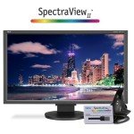 "27"" 4K UHD sRGB Desktop Monitor with SpectraViewII Color Calibration"