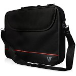 "15.6"" Entry Level Frontloader Laptop Case With Front Compartment For iPad - Black"