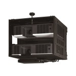 XJ-SK650 Projector Stacking System - DLP projector - 6500 ANSI lumens - WXGA (1280 x 800) - 16:10 - HD