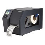Auto ID T8308 - Label printer - DT/TT - Roll (8.7 in) - 300 dpi - up to 479.5 inch/min - USB, LAN, serial