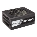 Corsair Memory RMi Series RM1000i - Power supply (internal) - ATX12V 2.4/ EPS12V 2.92 - 80 PLUS Gold - AC 100-240 V - 1000 Watt - North America CP-9020084-NA