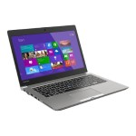 "Portégé Z30 - Ultrabook - Core i5 5300U / 2.3 GHz - Win 8.1 Pro 64-bit - 8 GB RAM - 128 GB SSD - no ODD - 13.3"" touchscreen 1920 x 1080 ( Full HD ) - HD Graphics 5500 - 802.11ac - black (keyboard), cosmo silver with hairline - kbd: US"