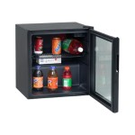 BCA196BG - Drinks chiller - freestanding - width: 18.7 in - depth: 17.5 in - height: 20.7 in - 1.9 cu. ft - black