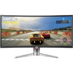 "BenQ 35"" Ultra-Curved Ultra-Wide 21:9 LED Gaming Display XR3501"