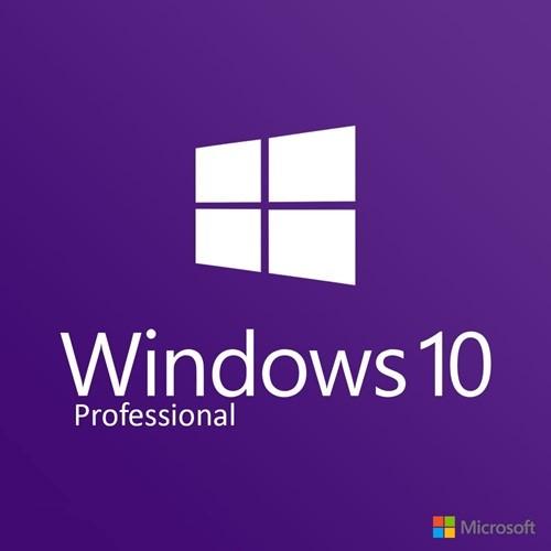 Windows 10 Pro - License - 1 license - OEM - DVD - 64-bit - English
