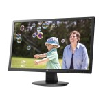"24uh - LED monitor - 24"" (24"" viewable) - 1920 x 1080 - TN - 250 cd/m² - 1000:1 - 5 ms - HDMI, DVI-D, VGA"