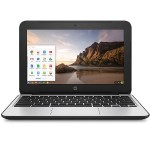 "HP Inc. Smart Buy Chromebook 11 G4 Intel Celeron Dual-Core N2840 2.16GHz - 4GB RAM, 16GB SSD, 11.6"" LED HD, 802.11a/b/g/n/ac, Bluetooth, TPM, Webcam, 3-cell 36 WHr Li-ion P0B78UT#ABA"