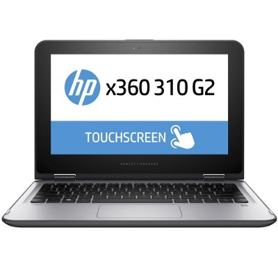 HP Inc.Smart Buy x360 310 G2 Intel Pentium Quad-Core N3700 1.66GHz Convertible PC - 8GB RAM, 256GB SSD, 11.6