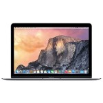 "Apple MacBook - Core M 1.1 GHz - OS X 10.10 Yosemite - 8 GB RAM - 256 GB flash storage - no optical drive - 12"" 2304 x 1440 - Intel HD Graphics 5300 - 802.11ac - space gray - keyboard: English (Open Box Product, Limited Availability, No Back Orders) MJY32LL/A-OB"