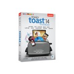 Corel Toast Titanium 14 - Capture, Convert, Author, Burn & Share Video & Audio - Now supports iPhone 6 RTOT14MLMBAM