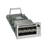 Expansion module - 10 Gigabit SFP+ / SFP (mini-GBIC) x 8 - for Catalyst 3850-12X48U-E, 3850-12X48U-S, 3850-24XS-E, 3850-24XS-S, 3850-24XU-E, C3850-24XU-S