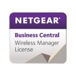 Business Central Wireless Manager - Subscription license ( 3 years ) - 50 access points - hosted