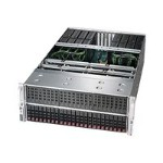 "Supermicro SuperServer 4028GR-TR - Server - rack-mountable - 4U - 2-way - RAM 0 MB - hot-swap 2.5"" - no HDD - AST2400 - GigE - monitor: none"