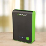 Re-fuel RF-A104 Rechargeable Power Bank 10,400mAh