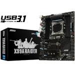 X99A RAIDER ATX Motherboard