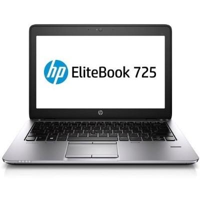 HPSmart Buy EliteBook 725 G2 AMD Quad-Core A8 Pro-7150B 2.0GHz Notebook PC - 4GB RAM, 500GB HDD, 12.5