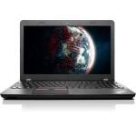"ThinkPad E550 20DF Intel Core i3-4005U Dual-Core 1.70GHz Notebook - 4GB RAM, 500GB HDD, 15.6"" HD LED, Slim DVD record, Gigabit Ethernet, 802.11ac, Webcam, 6-cell 48WHr Li-Ion, Graphite Black"