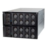 "Lenovo System x3950 X6 6241 - Workload Optimized Solution for SAP HANA - server - rack-mountable - 8U - 8-way - 4 x Xeon E7-8880V3 / 2.3 GHz - RAM 1 TB - SAS - hot-swap 2.5"" - SSD 4 x 400 GB , HDD 12 x 1.2 TB - G200eR2 - GigE - no OS - monitor: none 6241HIU"