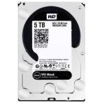 """WD Black Performance Hard Drive WD5001FZWX - Hard drive - 5 TB - internal - 3.5"""" - SATA 6Gb/s - 7200 rpm - buffer: 128 MB"""