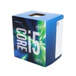 Intel Core i5 6400 - 2.7 GHz - 4 cores - 4 threads - 6 MB cache - LGA1151 Socket - Box BX80662I56400