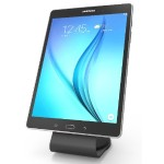 Hand Grip and Dock Tablet Stand - Secure Tablet Hand Grip - Tablet Mobile Security Solution