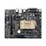 N3050M-E - Motherboard - micro ATX - Intel Celeron N3050 - USB 3.0 - Gigabit LAN - onboard graphics - HD Audio (8-channel)