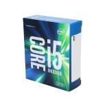 Core i5 6600K - 3.5 GHz - 4 cores - 4 threads - 6 MB cache - LGA1151 Socket - Box