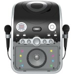 Naxa Electronics Karaoke Party System with Bluetooth NKM-100