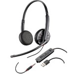 Plantronics Blackwire C325-M - 300 Series - headset - on-ear 204446-01