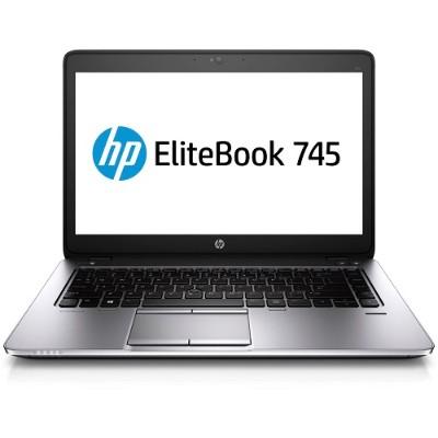 HP Inc.Smart Buy EliteBook 745 G2 AMD Quad-Core A10 Pro-7350B 3.30GHz Notebook PC - 8GB RAM, 500GB HDD, 14.0