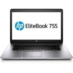 "HP Inc. Smart Buy EliteBook 755 G2 AMD Quad-Core A10 Pro-7350B 3.30GHz Notebook PC - 8GB RAM, 180GB SSD, 15.6"" LED FHD, Gigabit Ethernet, 802.11a/b/g/n, Bluetooth, Smartcard Reader, TPM, Fingerprint Reader, Webcam, 3-cell (50 WHr) Li-Ion Polymer P0C16UT#ABA"