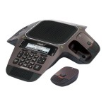 Vtech Communications ErisStation VCS754 - Conference VoIP phone with caller ID - SIP - 3 lines - gun metal VCS754