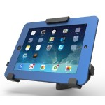 Tablet Rugged Case Holder - Locking Stand for iPads and Tablets in Rugged Cases
