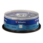Verbatim M-Disc - 25 x DVD-R - 4.7 GB 4x - spindle 98908