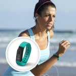 PowerX-fit Fitness Wristband with Bluetooth - Blue