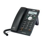 Vtech Communications ErisTerminal VSP715 - VoIP phone - SIP - 2 lines - gun metal VSP715