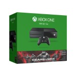 Xbox One - Gears of War: Ultimate Edition Bundle - game console - 500 GB HDD - matte black - Gears of War: Ultimate Edition