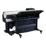 "imagePROGRAF iPF850 - 44"" large-format printer - color - ink-jet - Roll (44 in) - capacity: 2 rolls - USB 2.0, Gigabit LAN"