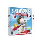 The Peanuts Movie Snoopy's Grand Adventure - Nintendo 3DS