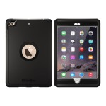 Defender Series iPad Mini 1 2 3 Protective Case - Pro Pack - back cover for tablet - black - for Apple iPad mini; iPad mini 2; 3